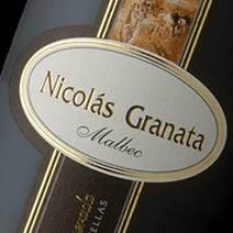 Nicolás Granata Malbec