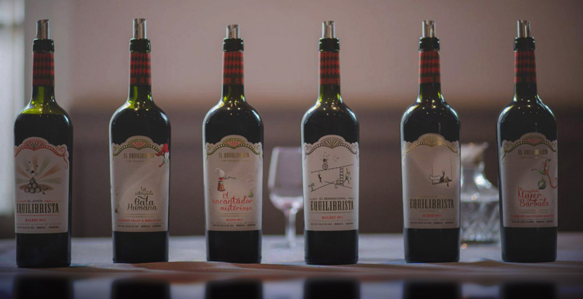 El Equilibrista Wines