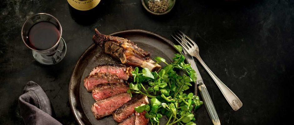 Como combinar carnes y vinos
